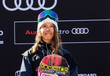 Klaudia Medlová skončila na MS v Park City v slopestyle v elitnej osmičke