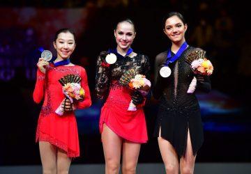 MS v krasokorčuľovaní Saitama: Majsterkou sveta sa stala Alina Zagitovová, rytmické tance ovládli Európania