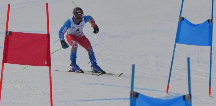 Štartová listina – paralelný obrovský slalom – muži – MS Cortina d´Ampezzo – kvalifikácia: Andreas Žampa zabojuje o postup