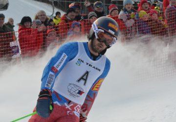 MSR Jasná: Tereza Jančová a Andreas Žampa sa stali majstrami Slovenska v obrovskom slalome