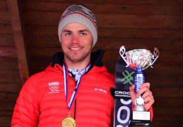 MSR Jasná: Tereza Jančová a Matej Falat si vyjazdili majstrovský titul v slalome