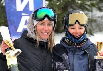 EP Jasná: Natália Šlepecká a Michael Oravec skončili v slopestyle na stupňoch víťazov