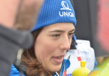 Petra Vlhová po triumfe: Obrovský slalom sa stáva mojím dobrým kamošom