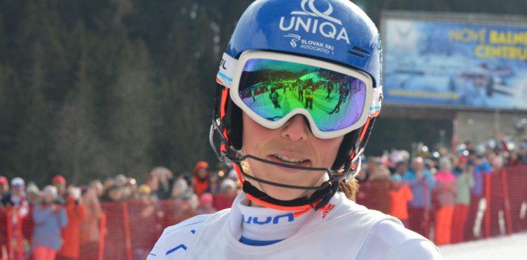 Petra Vlhová vyhrala slalom vo fínskom Suomu