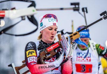 Norwegen gewinnt Staffel – Deutschland verballert Medaille am Schießstand