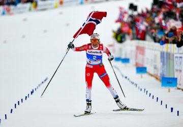 MS Seefeld: Therese Johaugová získala na 30 km voľne jubilejné desiate zlato