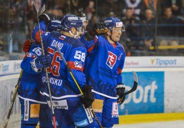 Slovensko bojovalo proti Fínom o body až do konca