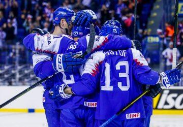 Slovensko predviedlo proti Kanade vynikajúci výkon
