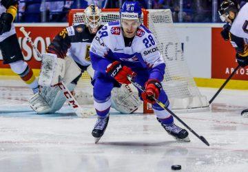 Slovensko nešťastne prehralo s Nemeckom