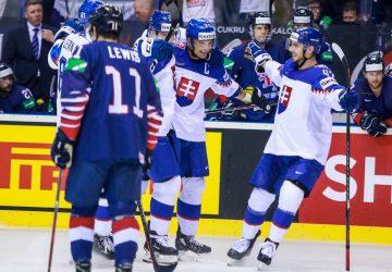 Slovenskí hokejisti jednoznačne vyhrali nad Veľkou Britániou