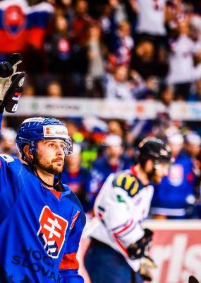 Óda na hokej: Slovensko po famóznom výkone pokorilo Američanov