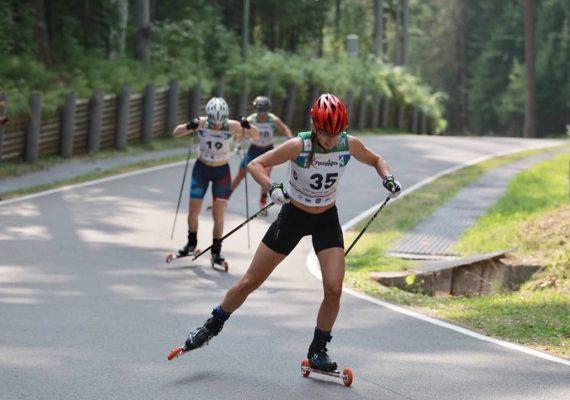 SP Chanty-Mansijsk: Alena Procházková si pripísala v šprinte voľne víťazný hetrik