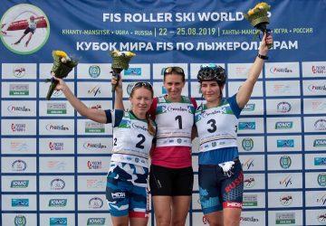 Alena Procházková vyhrala stíhacie preteky na 11,25 km klasicky SP v Chanty-Mansijsku