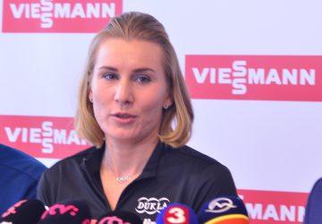 Anastasia Kuzminová ostáva aj po ukončení kariéry v oblasti športu