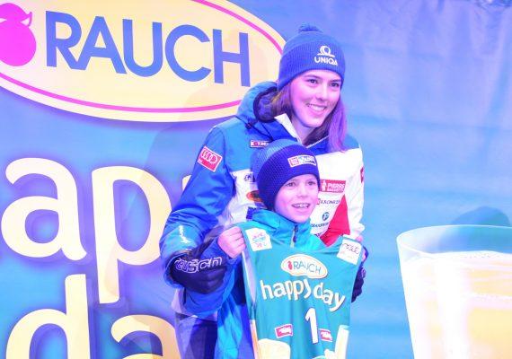 V tíme Petry Vlhovej panuje dobrá nálada, do novej sezóny s úsmevom na perách