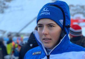 Petra Vlhová už trénuje na snehu