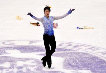 Krasokorčuľovanie NHK Trophy: Juzuru Hanju zvíťazil pred domácim publikom