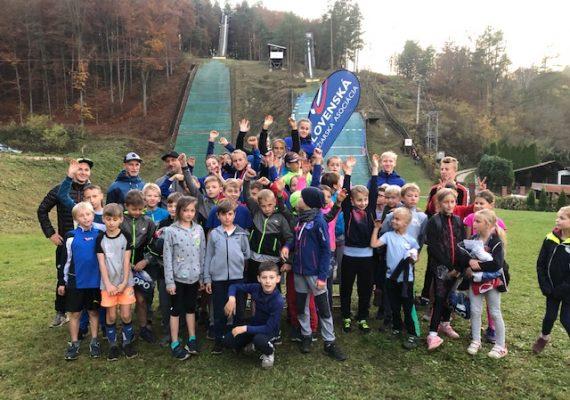 Rozdali sa tituly majstrov Slovenska v letných skokoch na lyžiach v žiackych kategóriách