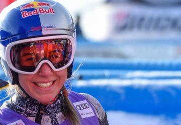 Ester Ledecká vyhrala prvý sezónny paralelný obrovský slalom v snowboardingu