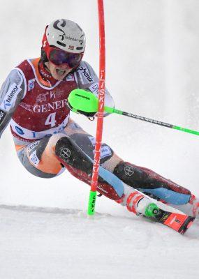 Štartová listina slalomu mužov SP vo Wengene
