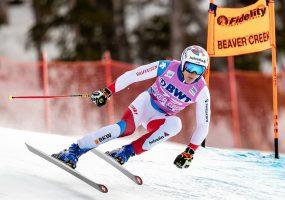 Trio švajčiarských lyžiarov s pozitívnym testom