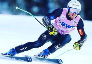 "SP Garmisch-Partenkirchen: Adam Žampa získal v ""obráku"" body"