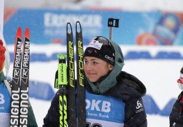 Justine Braisaz gewinnt 15 km von Östersund