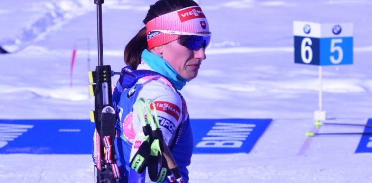 Štartová listina pretekov s hromadným štartom na 12,5 km SP v Oberhofe