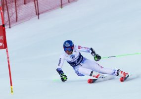 Petra Vlhová má nakročené k triumfu v alpskej kombinácií