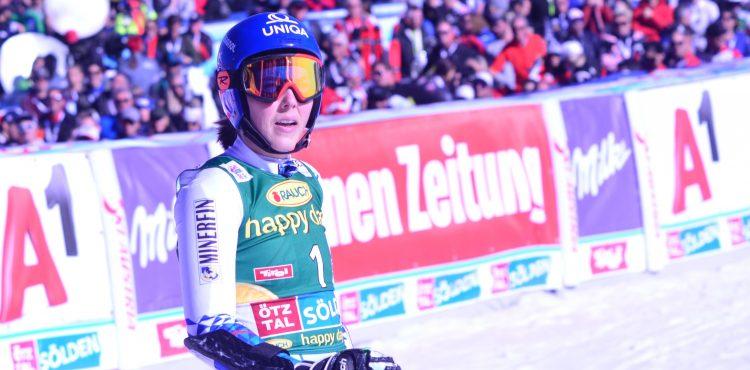 SP St. Anton: Petra Vlhová si v super-G pripísala body