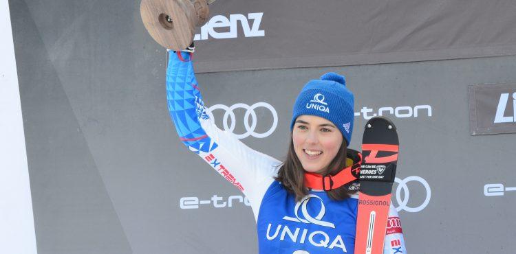 SP Levi: Famózna Petra Vlhová vyhrala štvrtý slalom v rade!