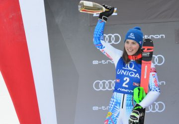 Famózna Petra Vlhová ovládla slalom SP v Kranjskej Gore a má červené číslo!