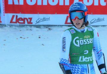 Petra Vlhová v alpskej kombinácii v Crans Montane vypadla po neštastnom špicare