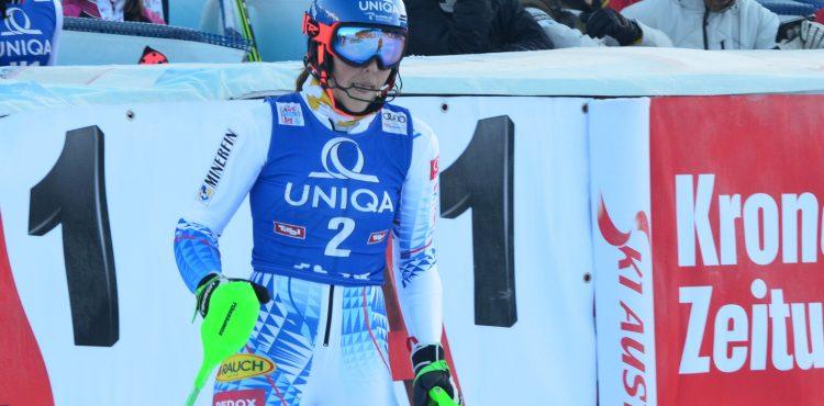 SP Semmering: Petra Vlhová sa v druhom kole slalomu bude snažiť útočiť na najvyššie priečky