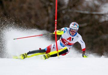 SP Kitzbühel: Daniel Yule sa radoval z víťazstva v slalome
