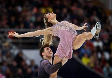 ME v krasokorčuľovaní Graz: V tesnom súboji zvíťazili Victoria Sinicinová a Nikita Kacalapov, majsterkou Európy sa stala Alena Kostornaiaová