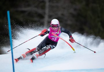 Rebeka Jančová si v slalome na ZOH mládeže v Lausanne pripísala 15. miesto