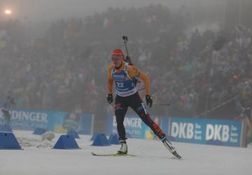 Denise Herrmann Sprintet auf Platz Zwei – Norwegerin Marte Olsbu Røiseland siegreich in Oberhof
