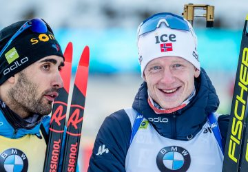 MS v biatlone 2020 v Anterselve: Štartová listina mužov – šprint