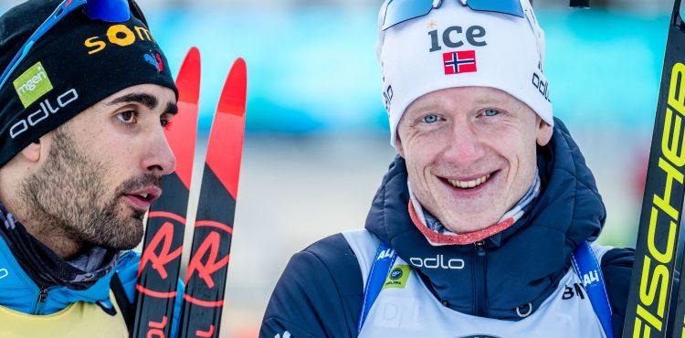 Sieg für Martin Fourcade im letzten Rennen seiner Karriere – Bö holt sich große Kugel