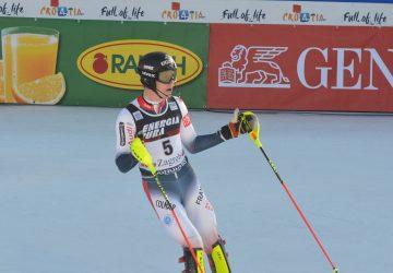 Clement Noel zaznamenal prvenstvo v slalome SP vo Wengene