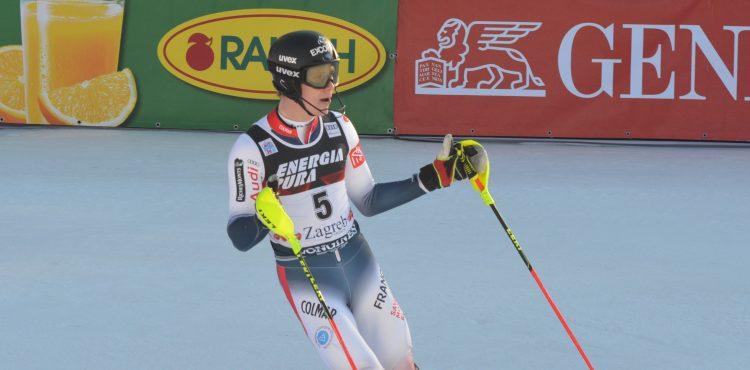 SP Chamonix: Domáci Clement Noel vyhral slalom