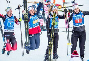 Norwegen gewinnt Vierte Staffel in Folge