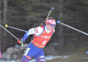 MS v letnom biatlone: Paulína Fialková sa v šprinte umiestnila v top 10
