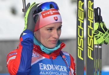 MS v letnom biatlone: Paulína Fialková sa v stíhačke predrala do top 5