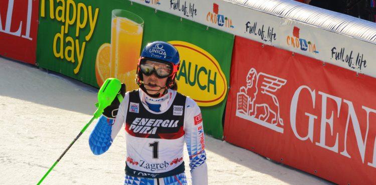 Petra Vlhová zvíťazila aj v druhom slalome v Suomu