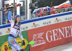 Skvelá Petra Vlhová ovládla aj druhý slalom SP v Levi