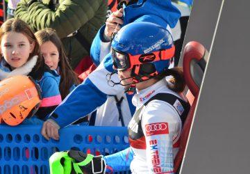 SP Kranjska Gora: Petra Vlhová má nakročené k víťazstvu v obrovskom slalome