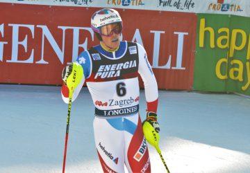 Štartová listina nočného slalomu mužov SP v Schladmingu