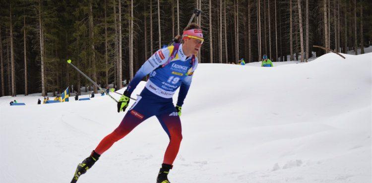Štartová listina – preteky s hromadným štartom – muži – MS Anterselva: Martin Otčenáš debutovo medzi elitou